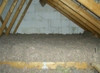 Isolation de combles isolation thermique isolation isolation nancy toul pont - Avantage laine de roche ...